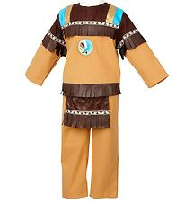 Souza Costume - Native American - Atohi - Brown