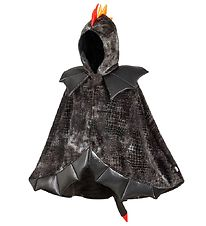 Souza Costume - Cape - Dragon - Black