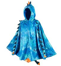 Souza Costume - Cape - Dragon - Blue