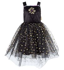 Souza Costume - Witch - Cate - Black w. Stars