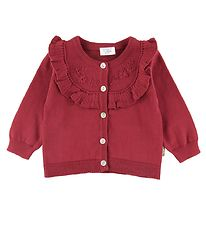Hust and Claire X-Mas Cardigan - Catin - Red