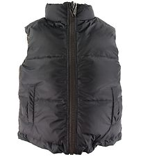 Fendi Down Gilet - Reversible - Black/Brown