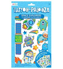 Ooly Tattoos - Space Explorers