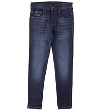 Diesel Jeans - Slandy High - Dark blue