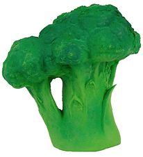 Oli & Carol Teething Toy - Broccoli Brucy