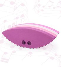 bObles Clam w. Sound - Multi Pink