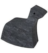 bObles Horse - Dark Grey Marble