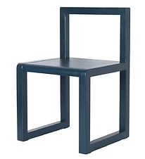 ferm Living Chair - Little Architect - Dark Blue