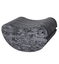 bObles Duckling - Dark Grey Marble
