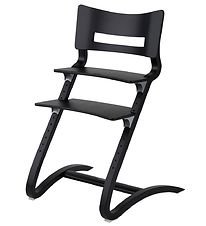 Leander Highchair - Black