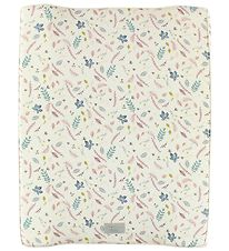 Cam Cam Changing Pad - Pressed Leaves Rose
