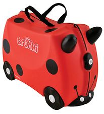 Trunki Suitcase - Harley The Ladybird