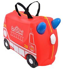 Trunki Suitcase - Frant The Fire Truck