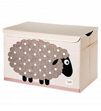 3 Sprouts Storage Box - 38x61x37 - Sheep