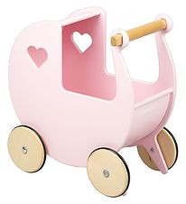 Moover Dolls Carriage - Light Pink