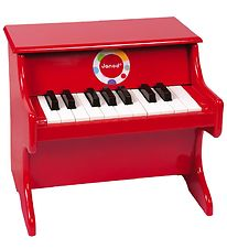 Janod Piano - Red