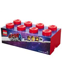 Lego Storage Storage Box - Lego Movie 2 - 50x25x18 - 8 Knobs - R