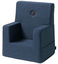by KlipKlap - Kids Chair - Dark Blue/Black