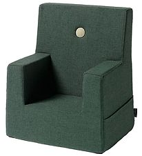 by KlipKlap - Kids Chair - Deep Green/Light Green
