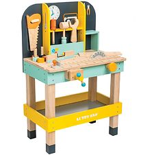 Le Toy Van Tool Bench - Multicolour