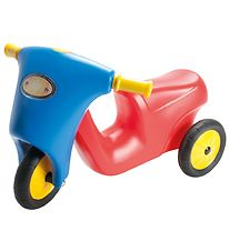 Dantoy Scooter w. Rubber Wheels - Red Blue