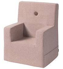 by KlipKlap - Kids Chair XL - Soft Rose/Rose