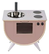 Sebra Toy Kitchen - Sunset Pink