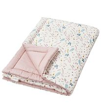 Cam Cam Soft Blanket - 120x180 - Pressed Leaves Rose