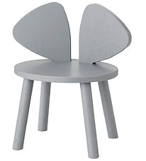 Nofred Kids Chair - Mouse Chair - Grey