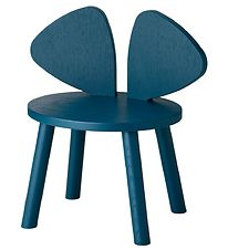 Nofred Kids Chair - Mouse Chair - Petroleum