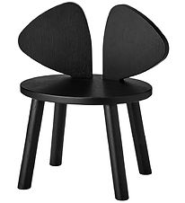 Nofred Kids Chair - Mouse Chair - Black