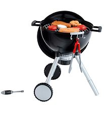Weber Mini Grill Light and Sound - Toys - Black w. Food