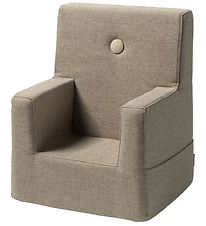 by KlipKlap Armchair - Kids Chair - Sand