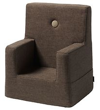 by KlipKlap Armchair - Kids Chair - Brown/Sand