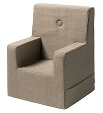 by KlipKlap Armchair - Kids Chair XL - Sand