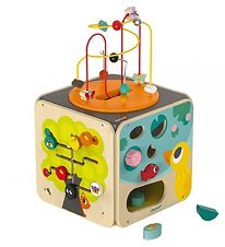 Janod Activity Toy - Wood - Multicolour