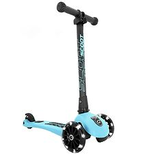 Scoot and Ride Highway Kick 3 - LED - Blueberry
