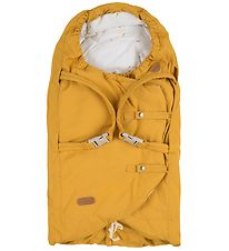 Voksi Baby Carrier - Carry - 80/100 - Golden Yellow Flying