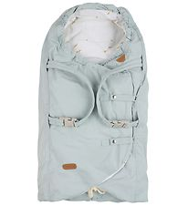 Voksi Baby Carrier - Carry - 80/100 - Dusty Green Flying
