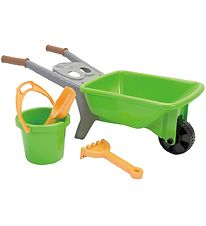 Dantoy Wheelbarrow Set - 4 parts
