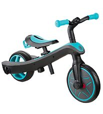 Globber Balance Bike - Trike Explorer - 2-in-1 - Blue