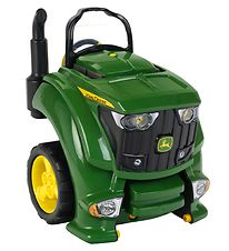 John Deere Tractor Engine w. Light/Sound - 52x43x40 cm - Green/Y