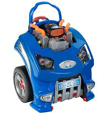 Bosch Mini Service Car w. Light/Sound - 43x40x52,5 - Blue