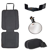 BeSafe Car Seat Set - Rear Facing Kit - Black