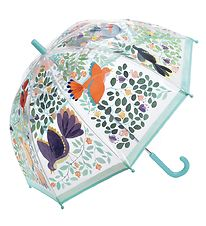 Djeco Umbrella for Kids - Flowers & Birds