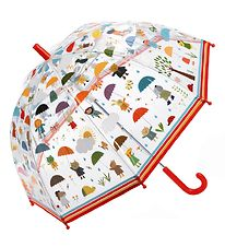 Djeco Umbrella for Kids - Under The Rain