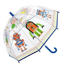 Djeco Umbrella for Kids - Robots