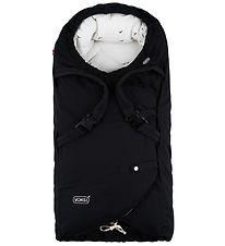 Voksi Baby Carrier - Carry - 80/100 - North Black Flying