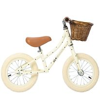 Banwood Balance Bike - First Go! - Ivory w. Stars