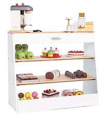 MaMaMeMo Bakery Counter (Without accessories) - Wood - White